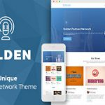 bolden podcast theme review