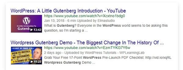 video schema plugin wordpress
