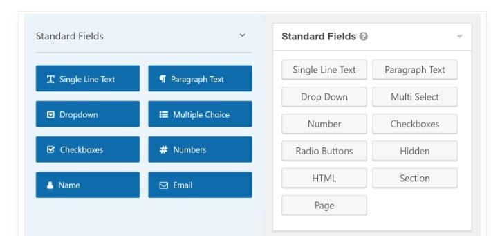 form fields wordpress plugin