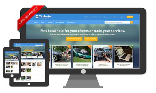 TaskerDev Task Marketplace Theme review