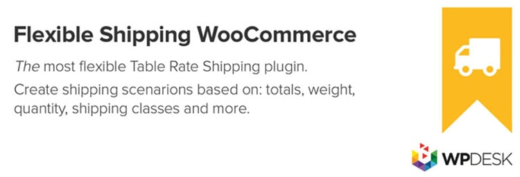 best flexible shipping for woocommerce plugin