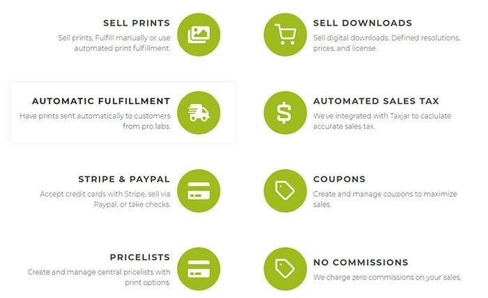 NextGEN Pro Print Feature