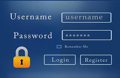 use strong passwords wordpress