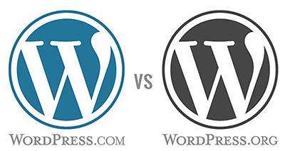 wordpress differences