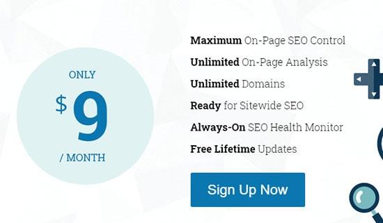 seopressor connect pricing