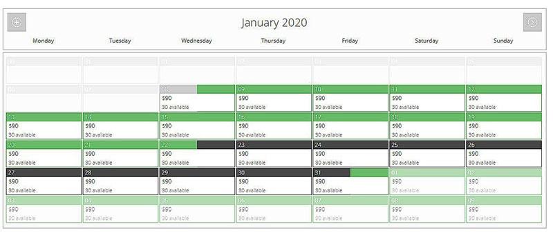 wordpress pinpoint booking system free