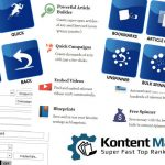 kontent machine review article creator