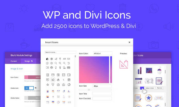 WP And Divi Icons review