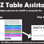 AMZ Table Assistant Review