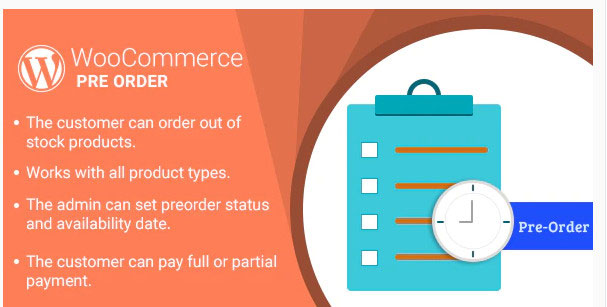 paid woocommerce preorder plugin
