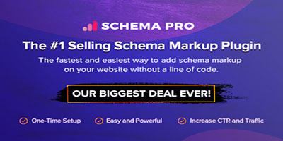 Schema Pro discount coupon code.