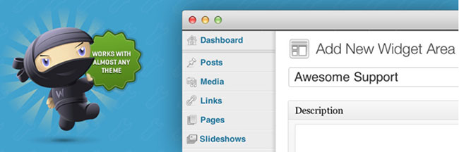 How to use custom sidebar in WordPress.