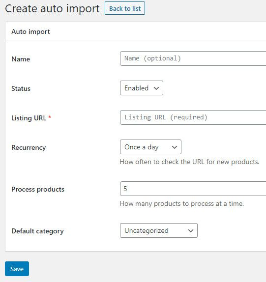 You can set scheduled auto imports in External Importer plugin.