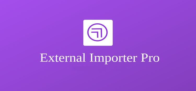 External Importer Pro reviewpros and cons.