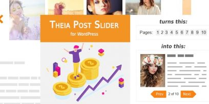 Theai Post Slider review with plugin features.