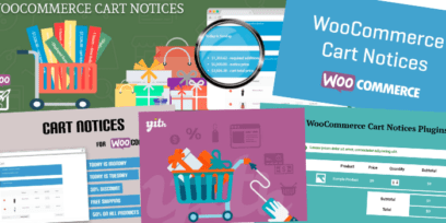 Best paid and free WooCommerce cart notice plugins.