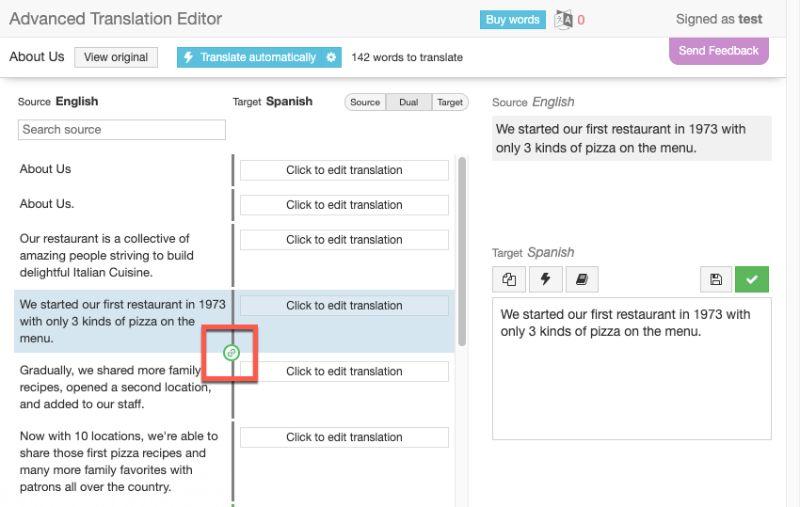 How to translate WordPress site automatically?