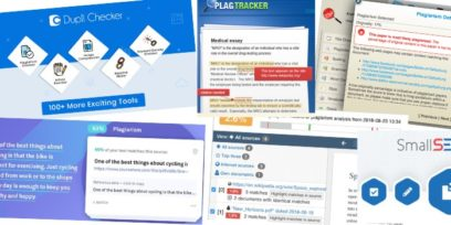 Best paid and free plagiarism finder tools.