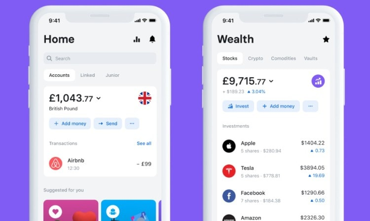 Revolut trading options.