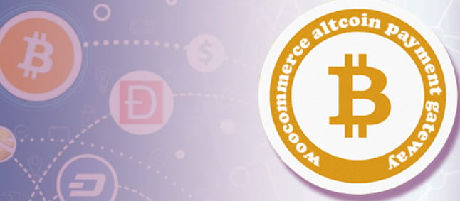 CoinMarketStats AltCoin Payment Gateway for WooCommerce.