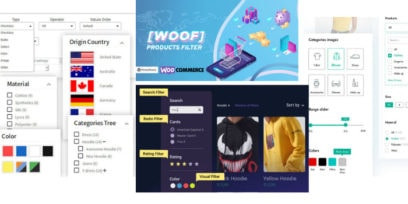 Best free WooCommerce advanced ajax product filters plugins.