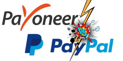 Payoneer vs PayPal fees, features, cards, account compared.