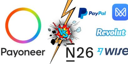 Best Payoneer alternatives and Payoneer competitors.