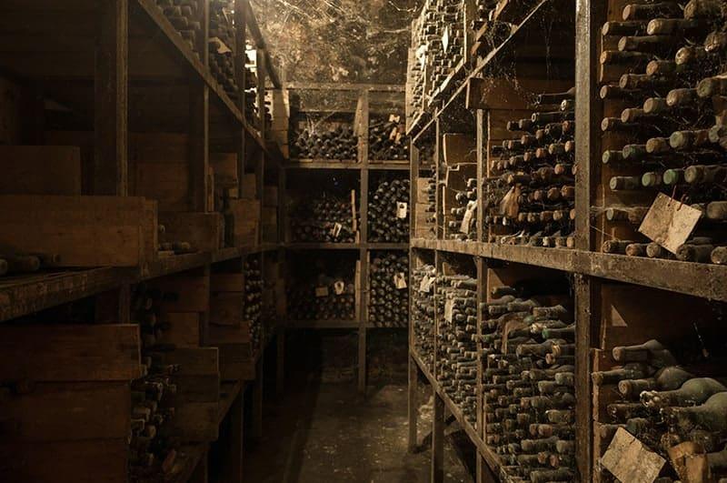 Piwnica na wino