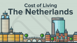 Cost of Living in The Netherlands illustration