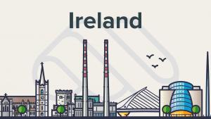 Ireland illustration