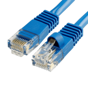 Patch-Cable-Blue