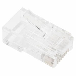 cat6 rj45 crimp connectors