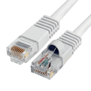 Patch-Cable-White