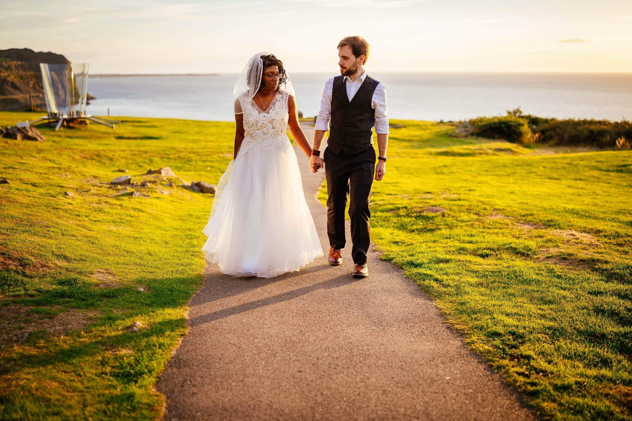 Nant Gwrtheyrn Wedding Photographer