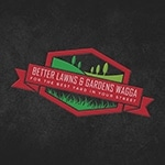 better lawns and gardens logo