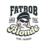 Fat bob and the Blonde logo