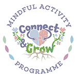 be you mindfulness connect and grow logo