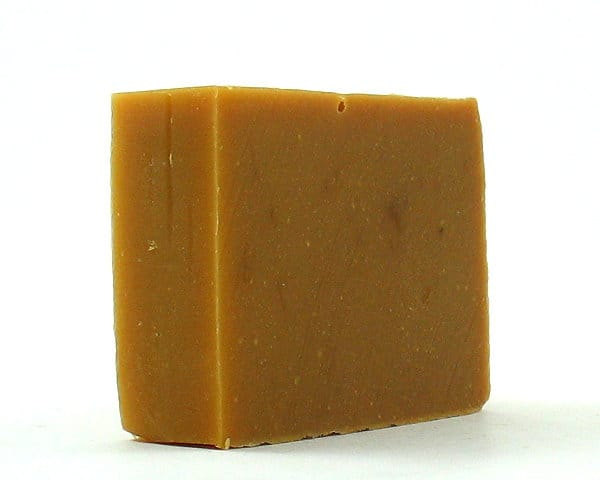 Carrot Seed Complexion Bar unwrapped