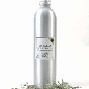 Canine Creations Natural Liquid Shampoo
