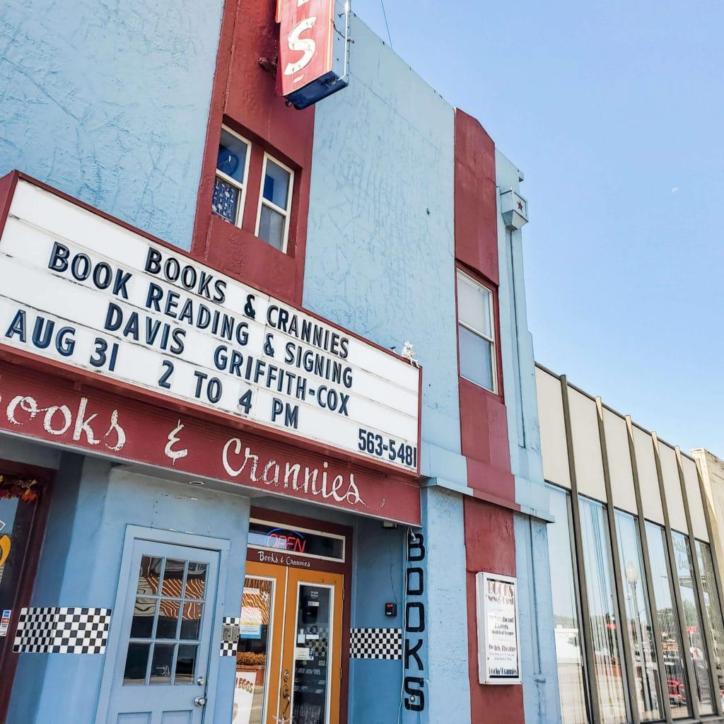 Books & Crannies Storefront