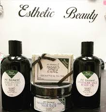 Products Esthetic Beauty carries