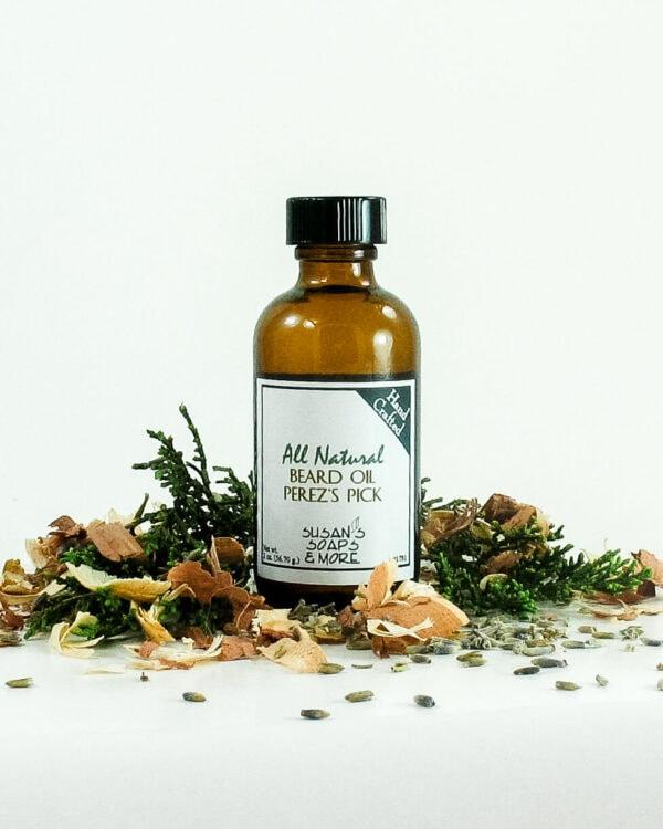 Beard Oil - Perez's Pick
