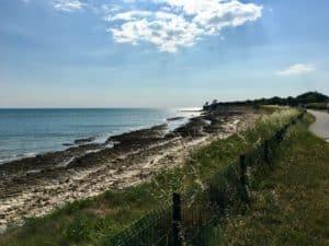 Coast of La Rochelle