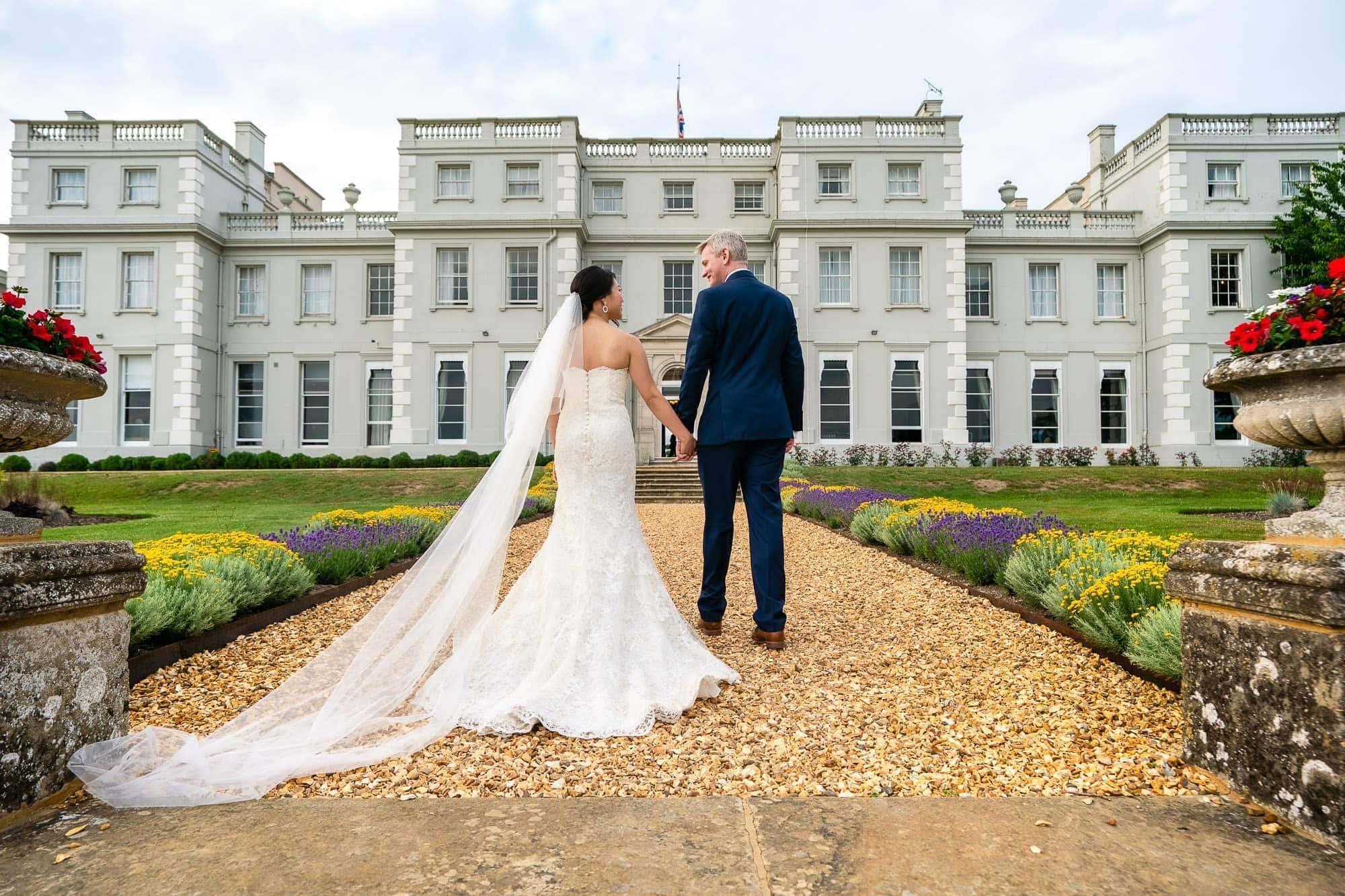 De Vere Wokefiled Estate wedding photographer