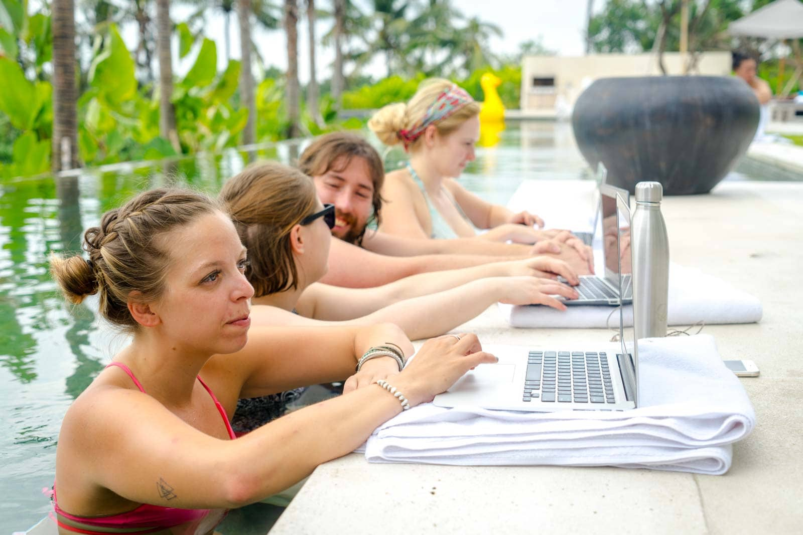course in bali to learn how to make websites
