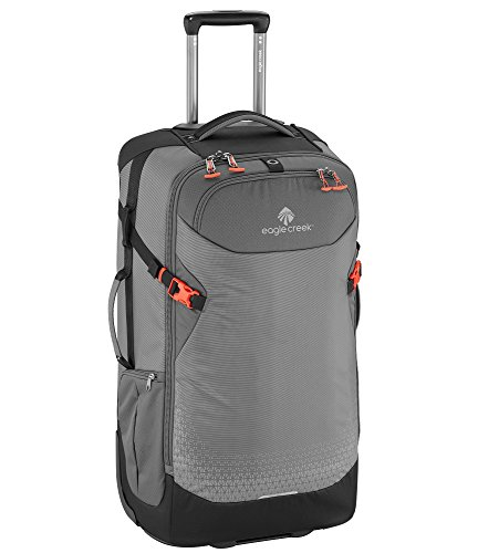 Strong Quality Wheeled Lightweight Power Backpack Rucksack Luggage Trolley Bag
