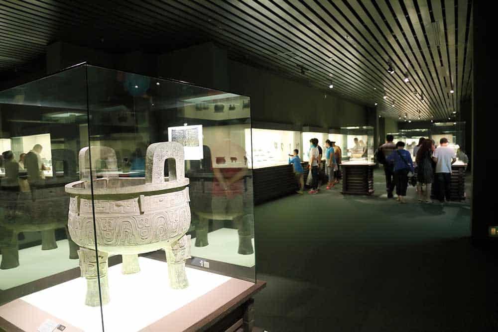 Ancient Bronze @ Shanghai Museum