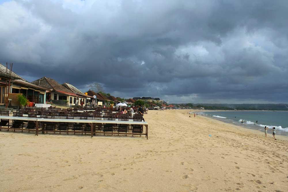 Beach in Jimbaran