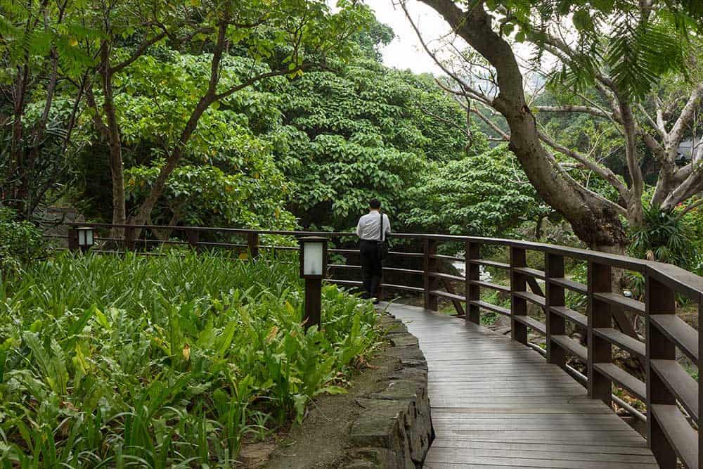 Beitou Qinshui Park