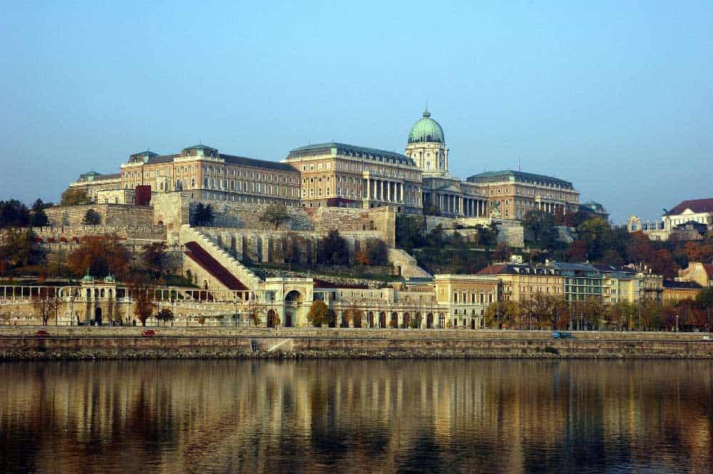 Buda Castle District I